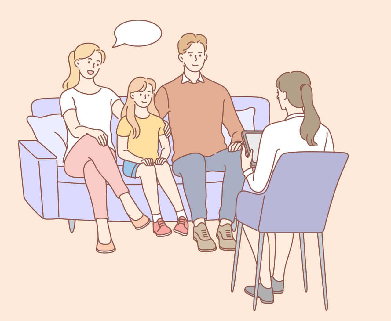 Tratamentos Psiquiátricos e Psicoterapias com Apoio Familiar